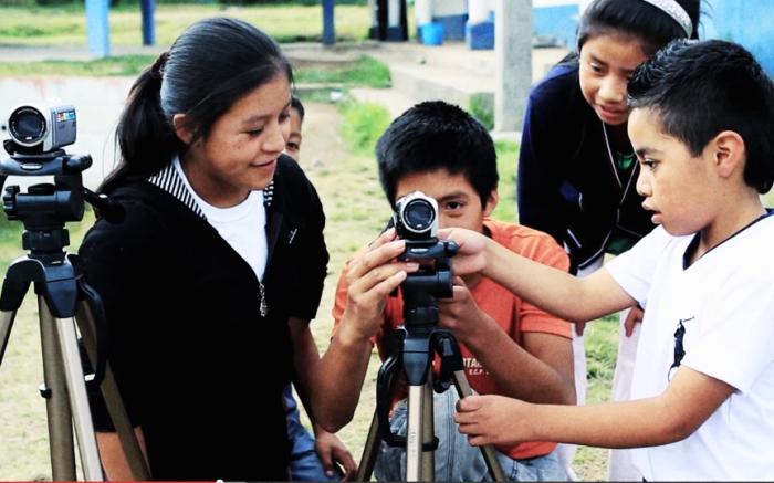 """Documental """"Las voces pequeñas"""""""