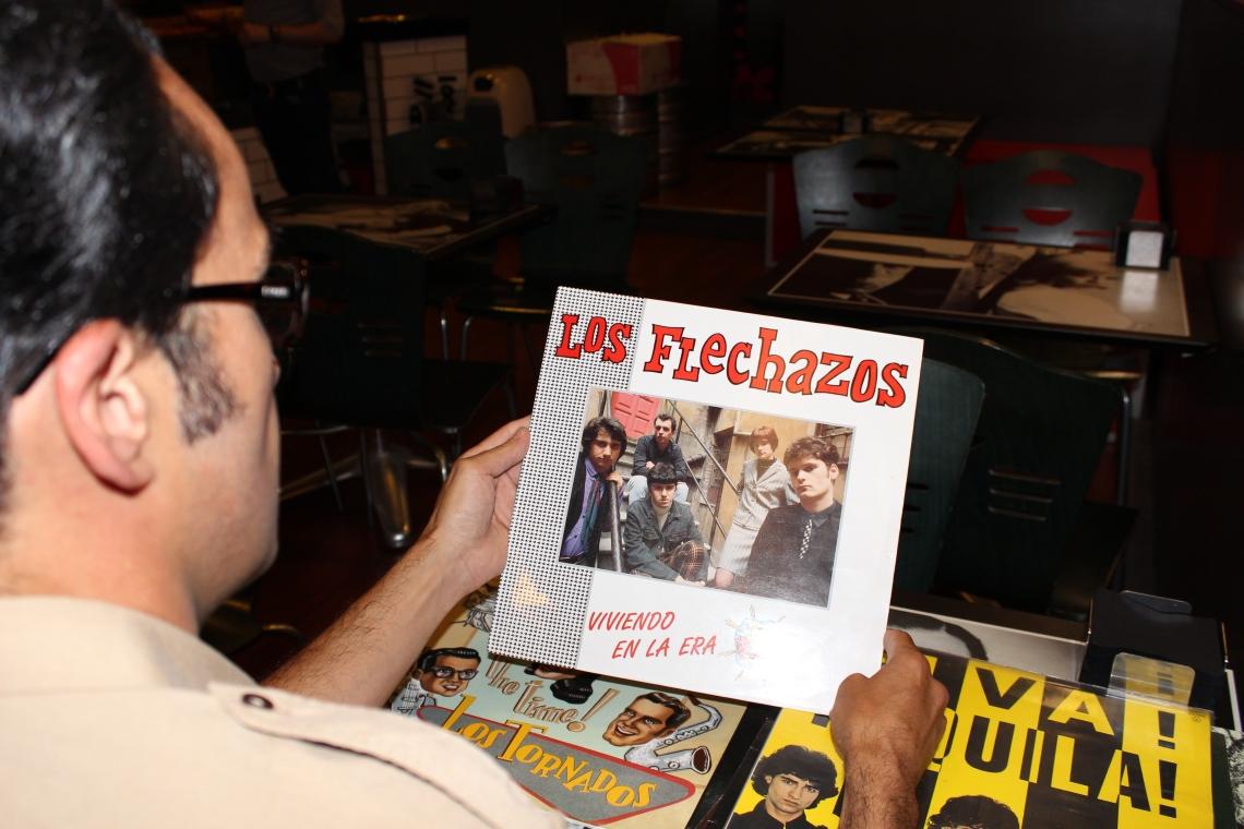"""Los Flechazos """"Viviendo en la era pop"""" (1988)"""