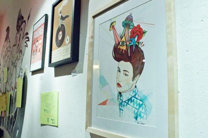 Exposición colectiva `Punta de Diamante´