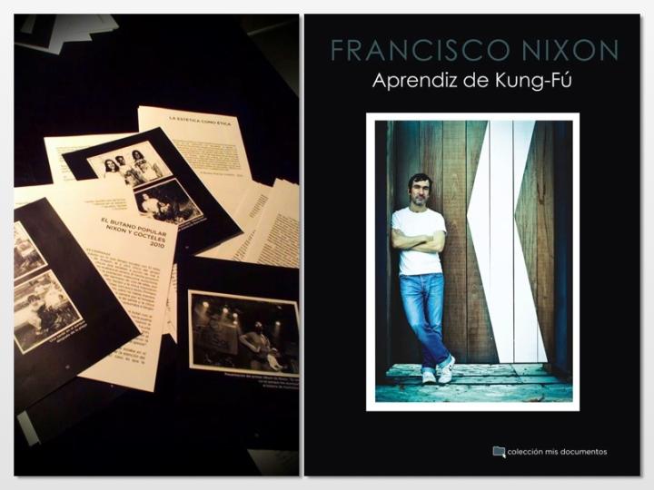 Francisco Nixon- Aprendiz de Kung- Fú