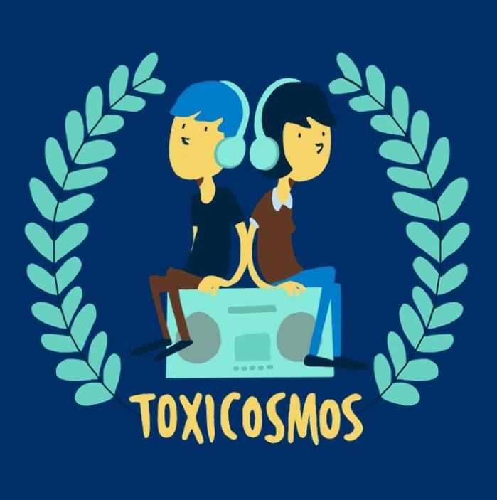 """Imagen de Toxicosmos por """"Mikko"""" ilustrador"""