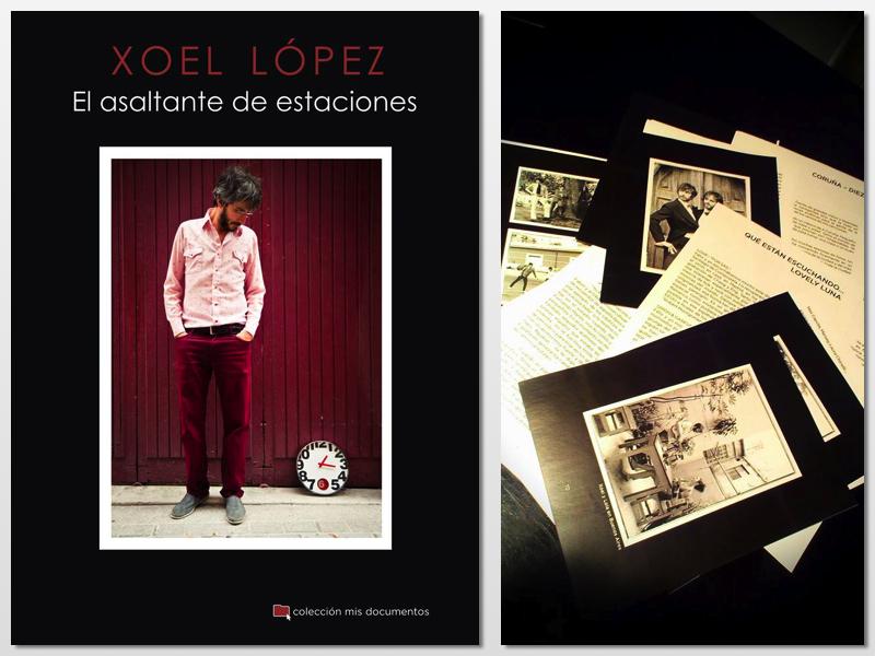 El Asaltante de Estaciones- Xoel López