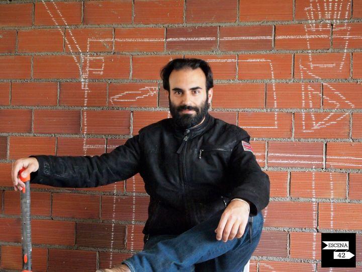 David pintor con logo