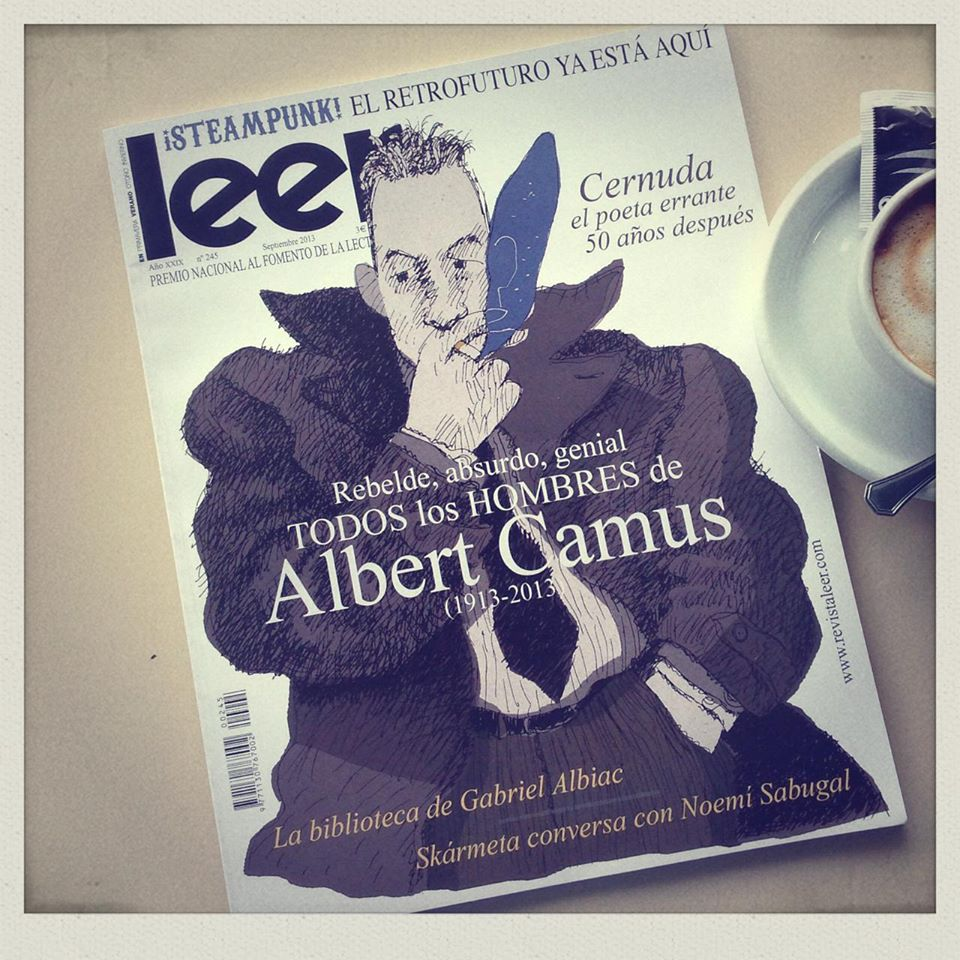 Nº 245 de la Revista Leer