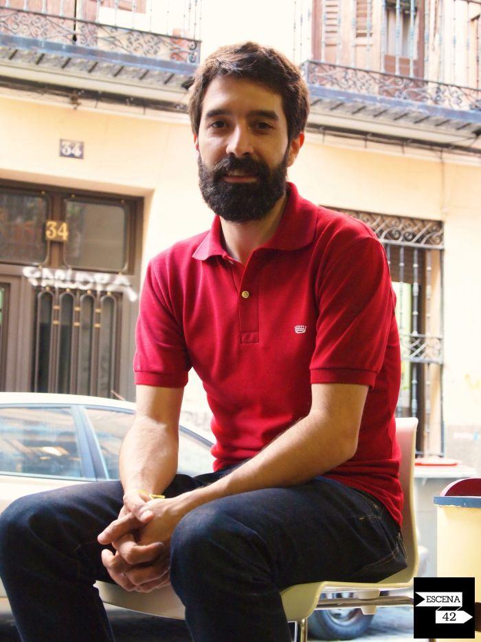 """""""Nacho Serrano"""" Alma mater de """"La Granja de Tiza"""""""
