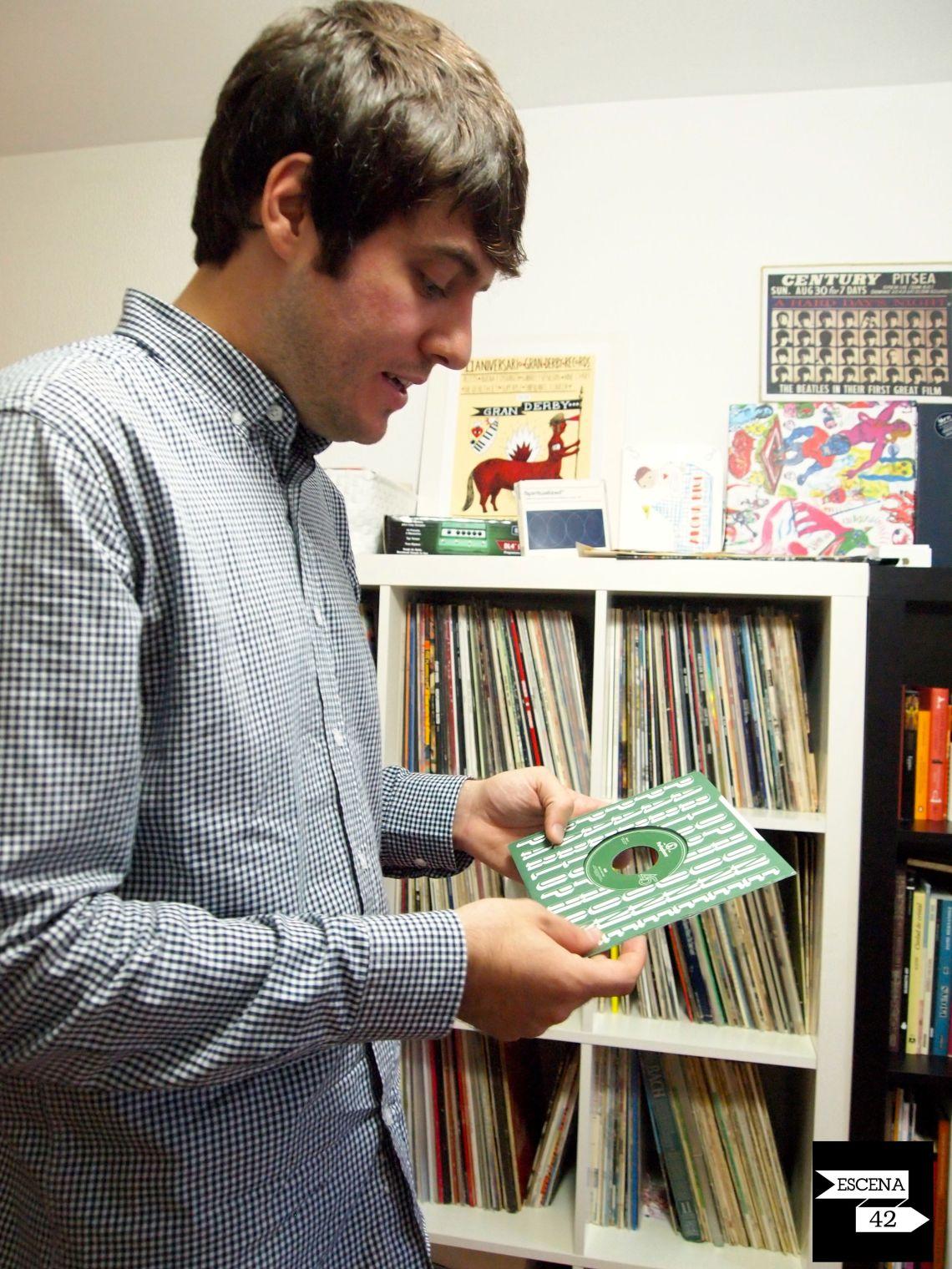"""""""Mi Colección"""" Nacho Ruiz: Nine Stories y Gran Derby Records"""